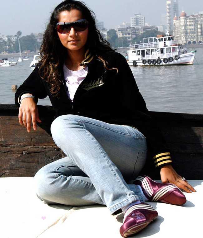 Sania Mirza sexy photo shoot