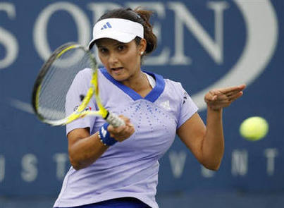 Sania Mirza India's beautiful and charming tennis star