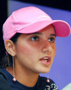 Tennis Hot Queen Sania Mirza