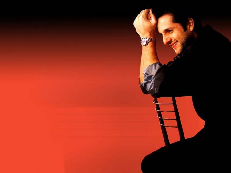 Fardeen Khan with sweet smile pics