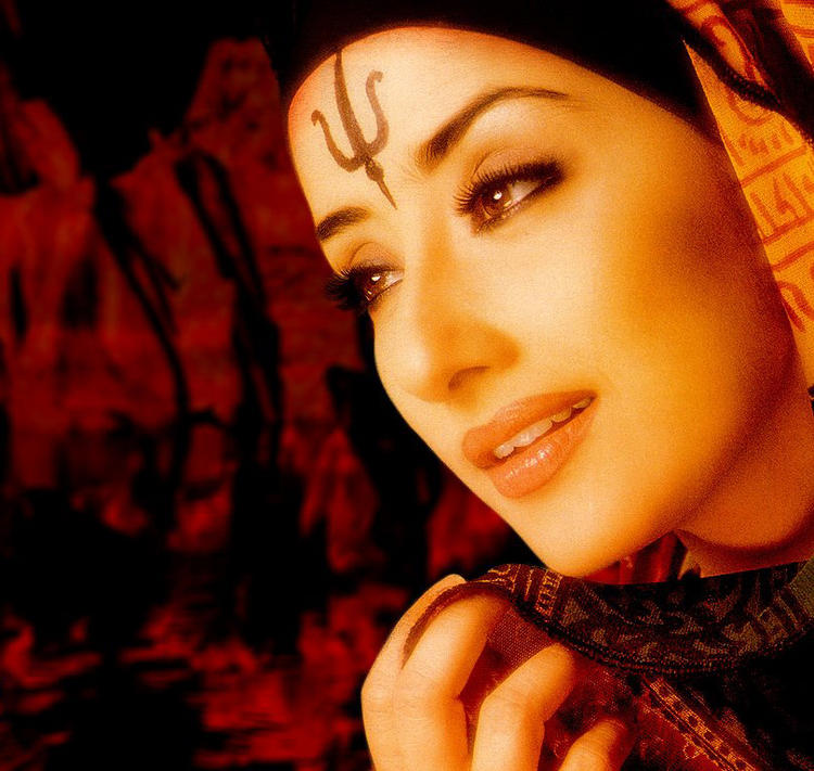 Manisha Koirala hot wallpaper