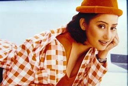 Manisha Koirala cutest wallpaper