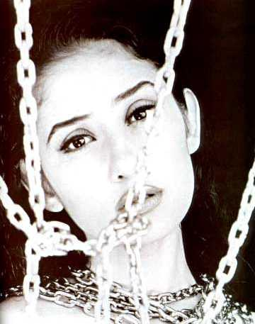 Chained Manisha Koirala wallpaper
