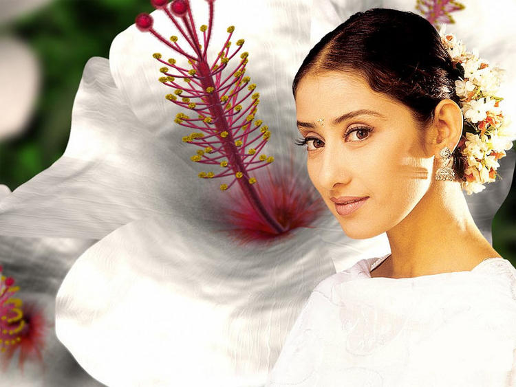 Manisha Koirala beauty still