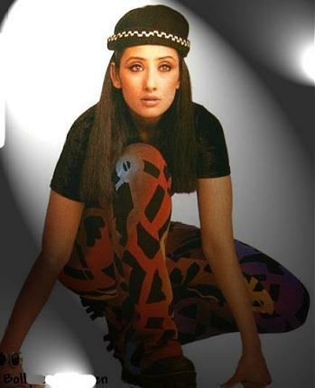 Manisha Koirala killer look