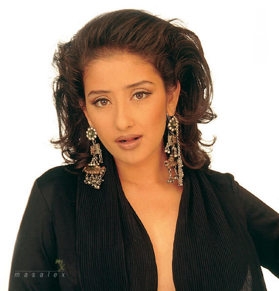 Manisha Koirala hottest wallpaper