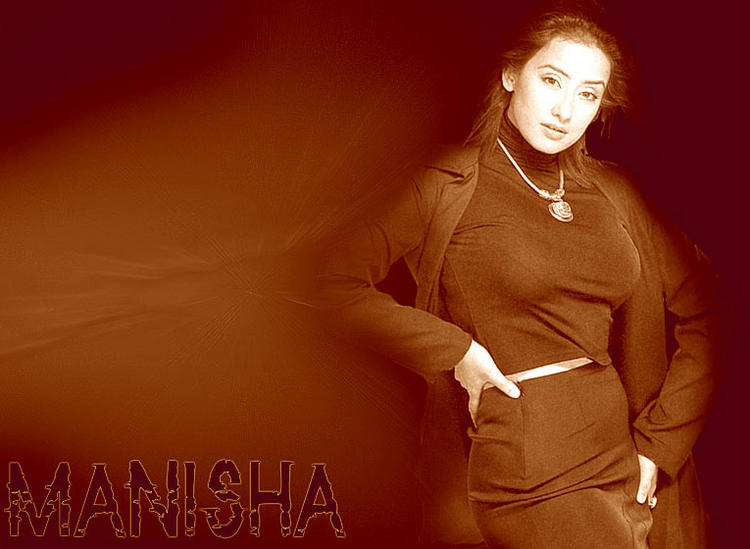 Cute Manisha Koirala wallpaper