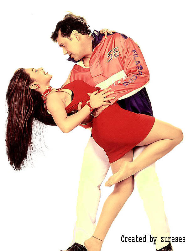 Govinda and Rani hot still