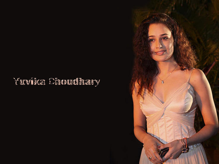 Bikini Babe Yuvika Choudhary wallpaper