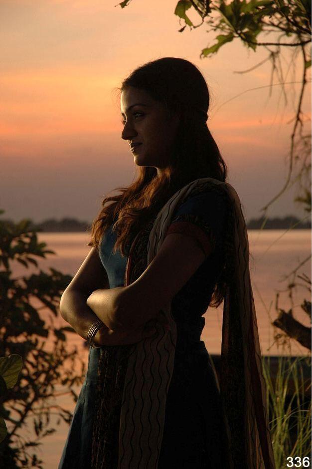 Trisha Poorna Market Movie Latest Image