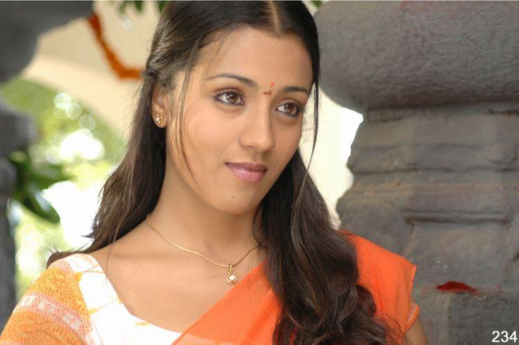Trisha sexy look in Poorna Market movie