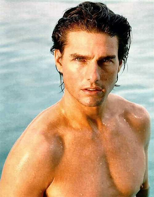 Tom Cruises latest sexy body still