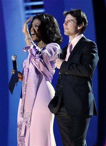 Tom Cruise and oprah winfrey photo