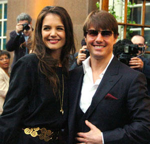 katie holmes and tom cruise latest photo