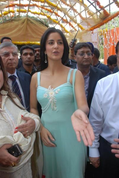 Katrina Kaif sexy dress still