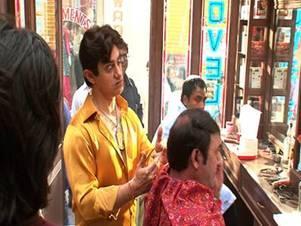 Aamir Khan as Barber