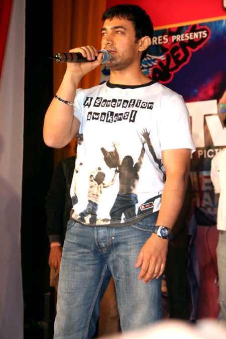 Actor Aamir Khan photos