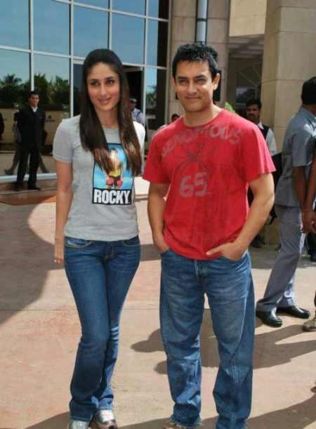 Aamir Khan and kareena kapoor latest photo