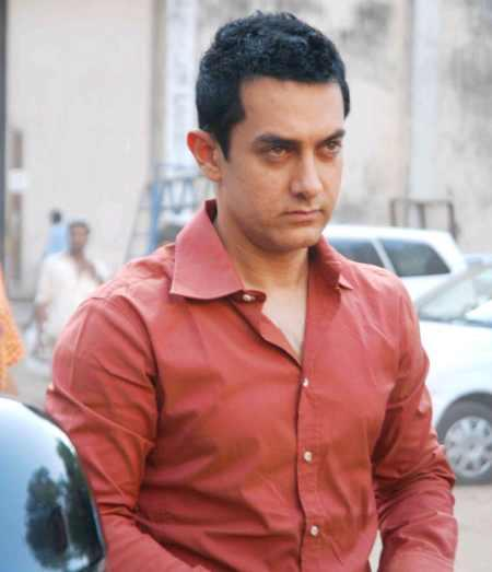 Aamir Khan hot look images