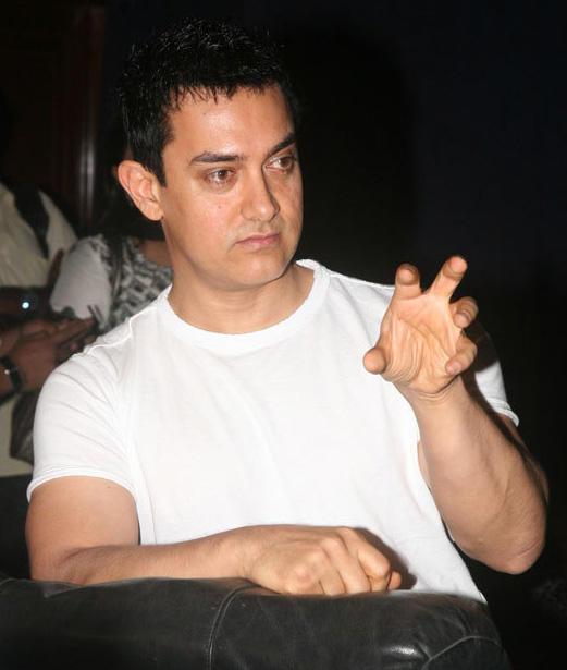 Aamir Khan on peepli live