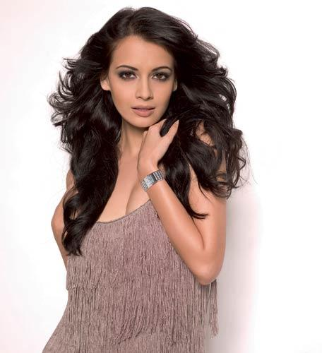 Dia Mirza looks stunning in recent cosmopolitan