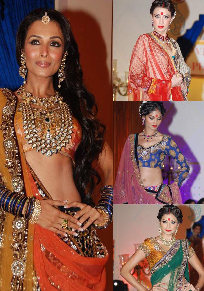 Malaika Arora at Vikram Phandis Collection