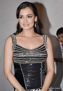 Dia Mirza at Vemma health product launch