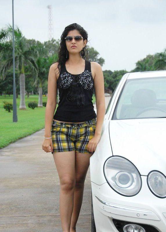 Deeksha Seth mini dress spicy photo