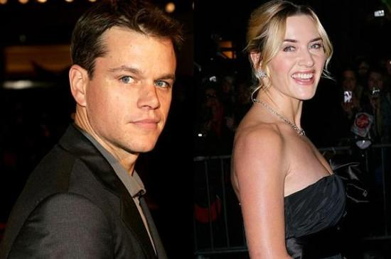 Contagion movie wallpaper cast matt damon and kate winslet