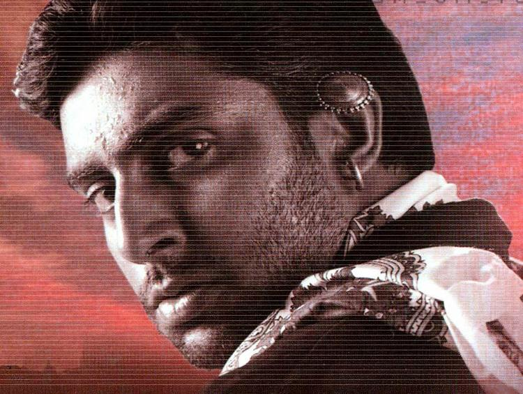 Angry Abhishek Bachchan wallpaper