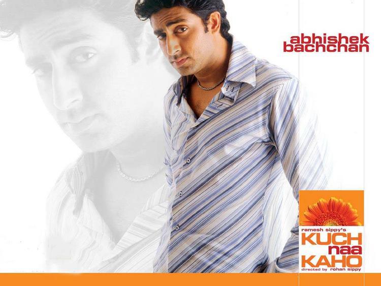 Abhishek Bachchan kuch naa kaho wallpaper