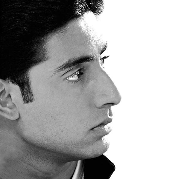 Abhishek Bachchan black and white wallpaper