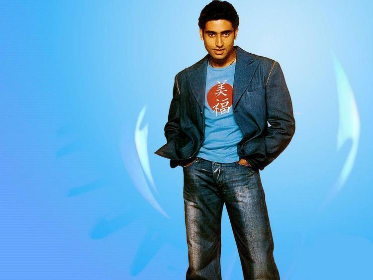 Handsome Abhishek Bachchan wallpaper
