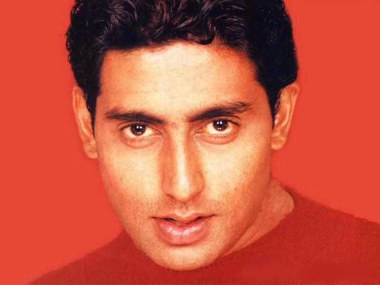Abhishek Bachchan red hot wallpaper