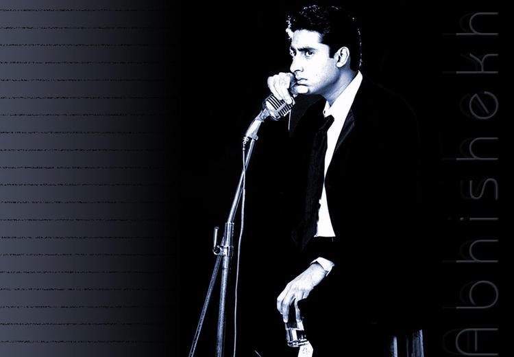 Stylist Abhishek Bachchan wallpaper