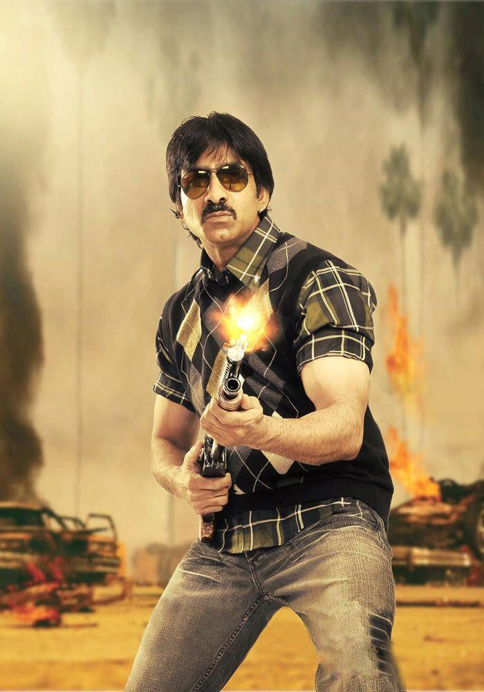 Veera telugu movie ravi teja action stills