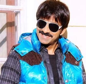 Ravi teja romantic look