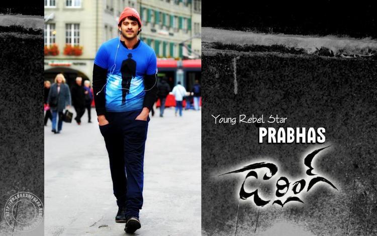 Darling prabhas wallpaper