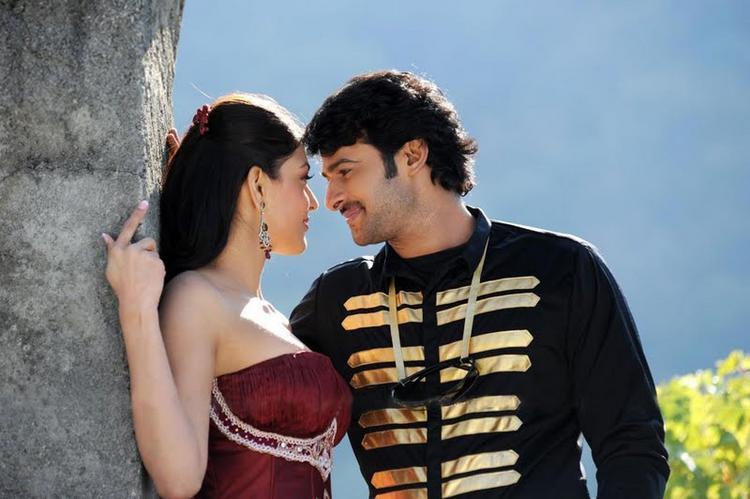 Darling prabhas romance still