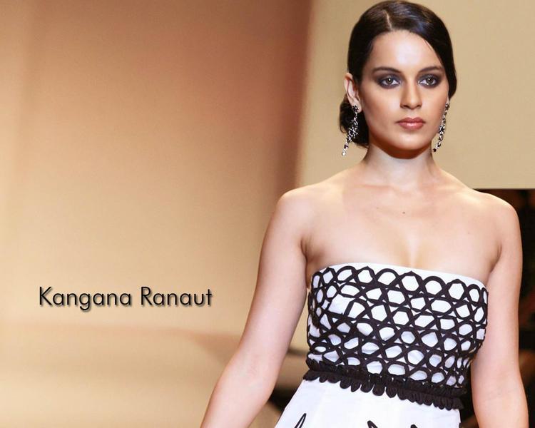 Kangana Ranaut glamourous wallpaper