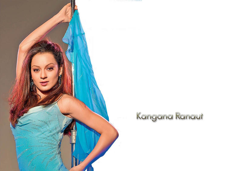 Kangana Ranaut  sexy wallpaper