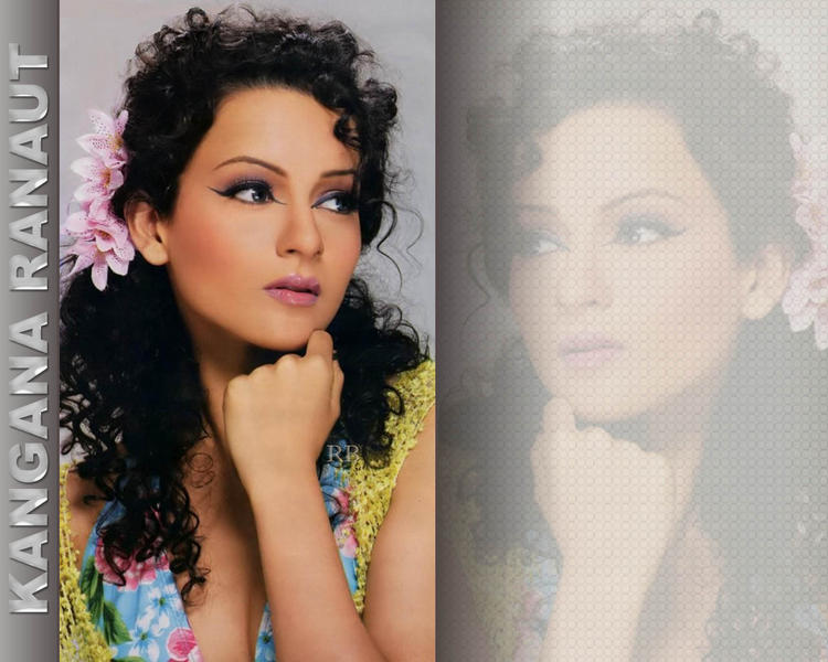 Kangana Ranaut  hottest wallpaper