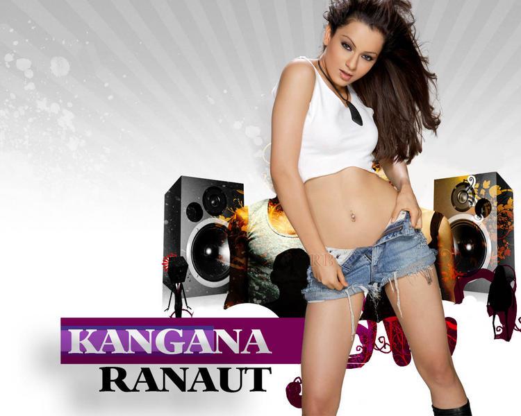 Kangana Ranaut  latest hot wallpaper