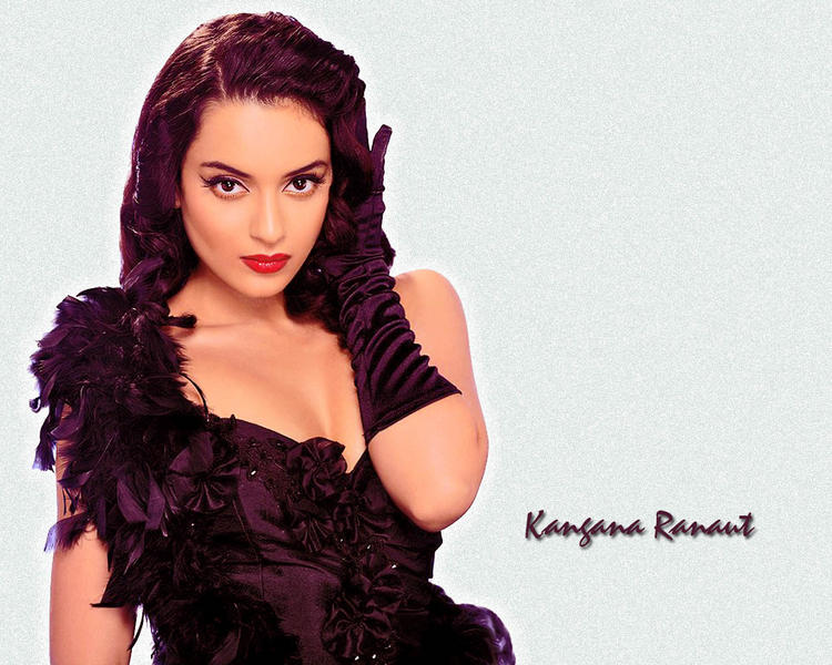 Kangana Ranaut hot look wallpaper