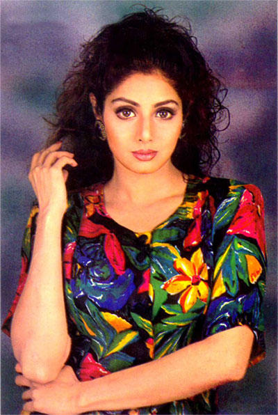 Sri Devi Glamour wallpaper