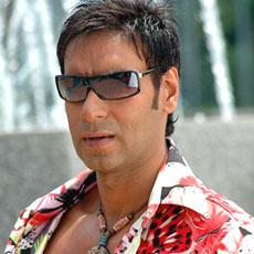 Ajay Devgan at Rascals