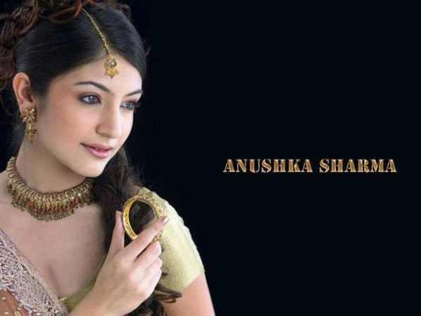 Anushka Sharma jewellery ad wallpaper