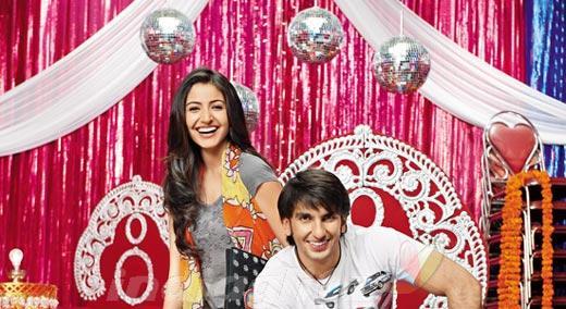 Band Baaja Barat  Ranveer Singh and Anushka Sharma cute still