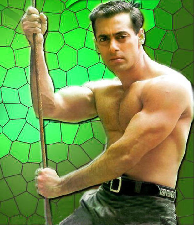 Salman Khan latest angry still