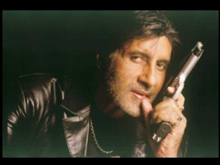Amitabh Bachchan stylist look in Kaante